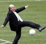 Sepp: Always on the ball