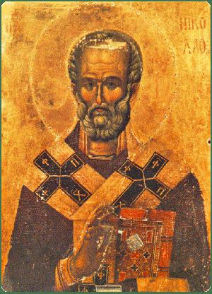 Νεότερες εμφανίσεις του Αγίου Νικολάου και ο Γέρων Παρθένιος ο Αγιοπαυλίτης (κείμενο)