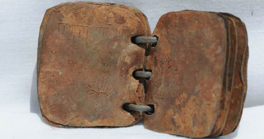Investigadores confirman autenticidad de Códices de Plomo