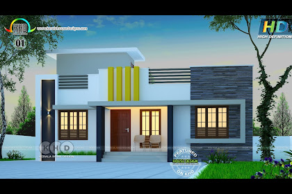 Low Cost Kerala Home Design 2018
