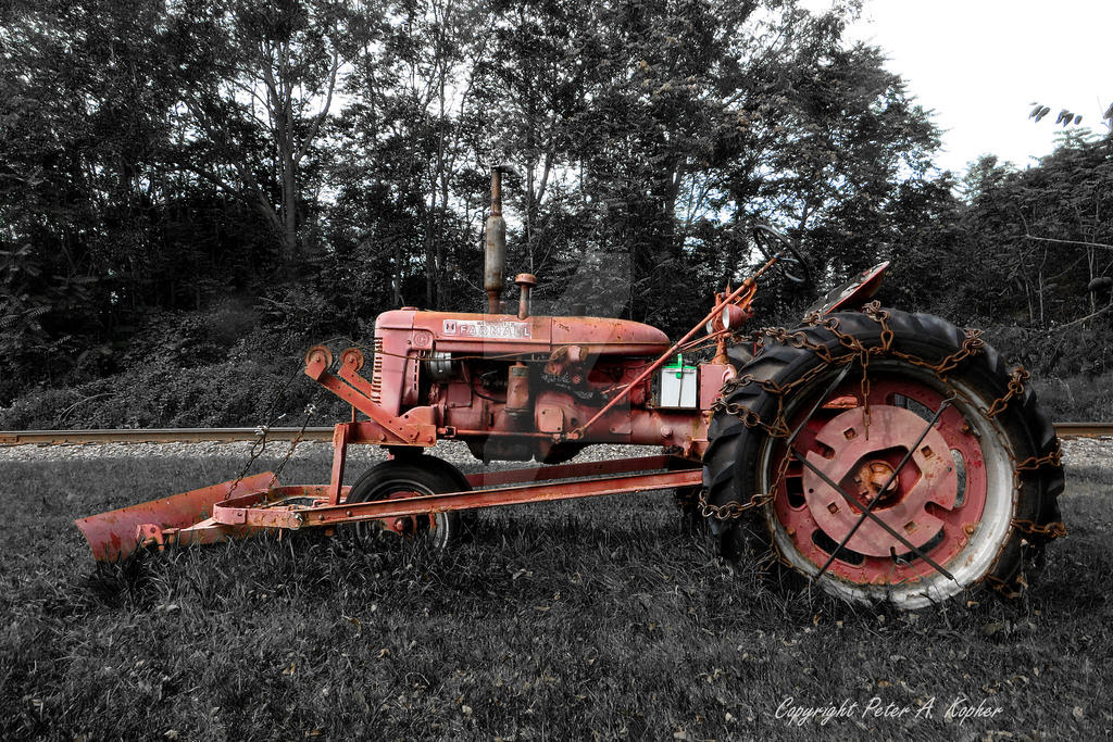 McCormick Farmall by peterkopher