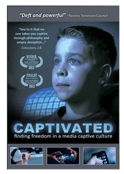 Captivated: Finding Freedom in a Media Captive Culture {Review}