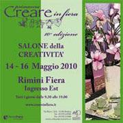 Creare in Fiera  - Rimini 14-16 Maggio 2010