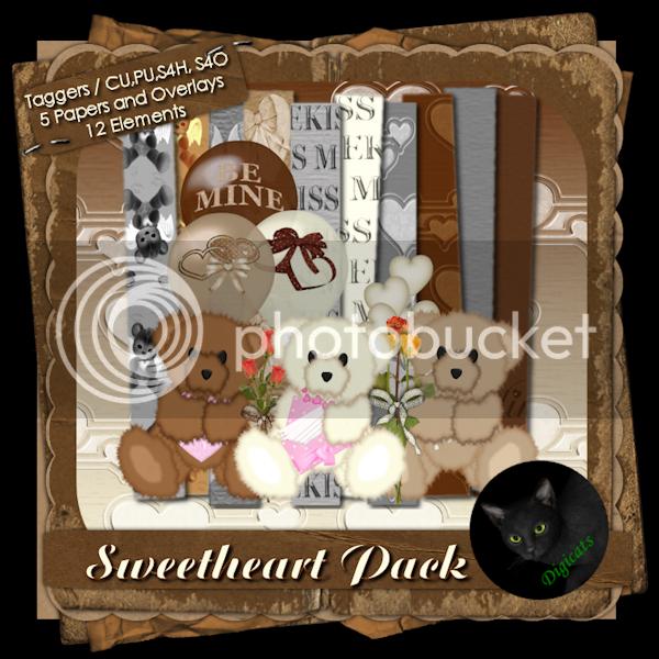 Sweetheart Creative Use Pack
