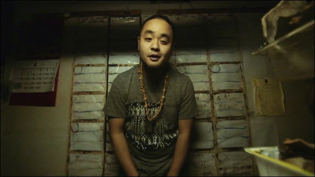 music video g yamazawa honors his parents in dining room