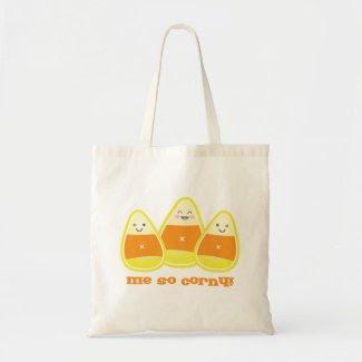 Me So Corny Halloween Bag bag