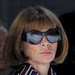 Anna Wintour, center, the editor of Vogue, has raised $2.7 million for President Obama's re-election.