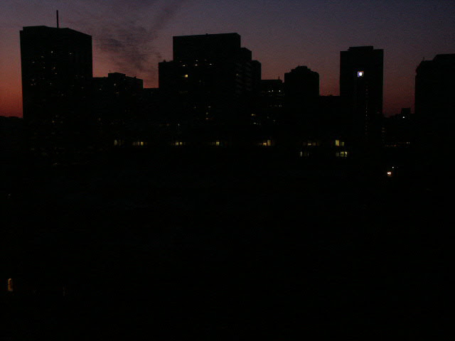Toronto ON 2003 Blackout