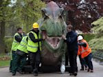 'Dinosaurs' arrive at Bristol Zoo