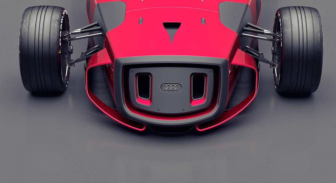 Audi Union 2017 Concept Cars Diseno Art