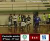 Adulto do Palmeiras/Cimentolit goleia Sabesp e fica próximo dos playoffs