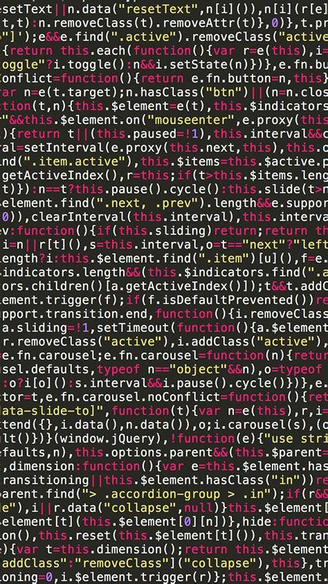 vt coding dark computer pattern wallpaper