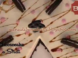 Cheesecake Oreo Benedetta Parodi