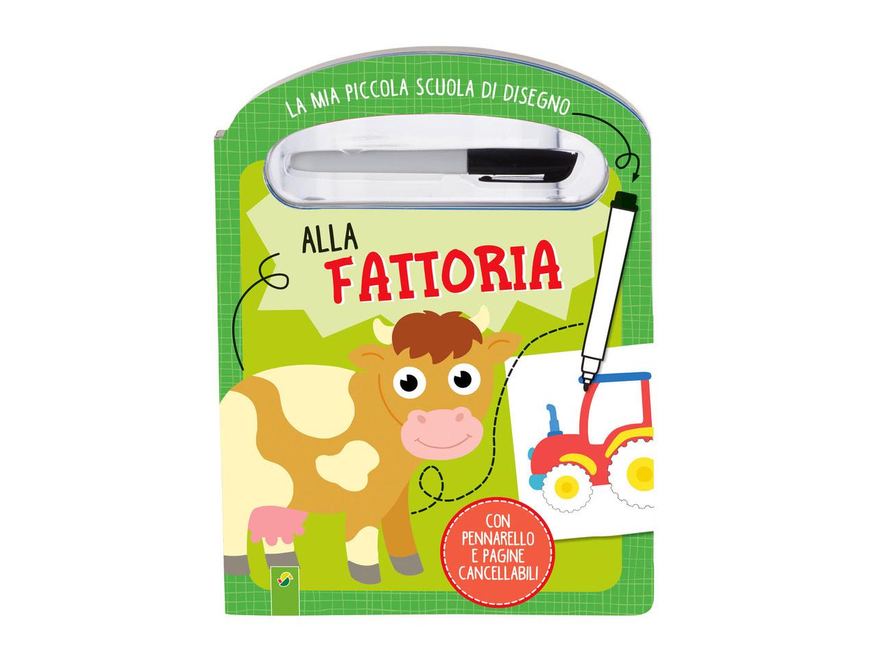 Album Da Colorare Per Bambini Lidl Italia Archivio Offerte