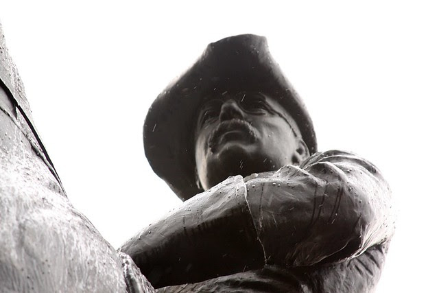 Theodore Roosevelt statue, South Park Blocks