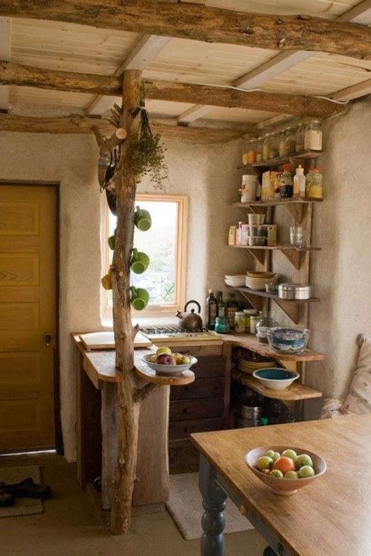 45 Creative Small Kitchen Design Ideas | DigsDigs