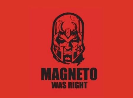 Magneto Wallpaper