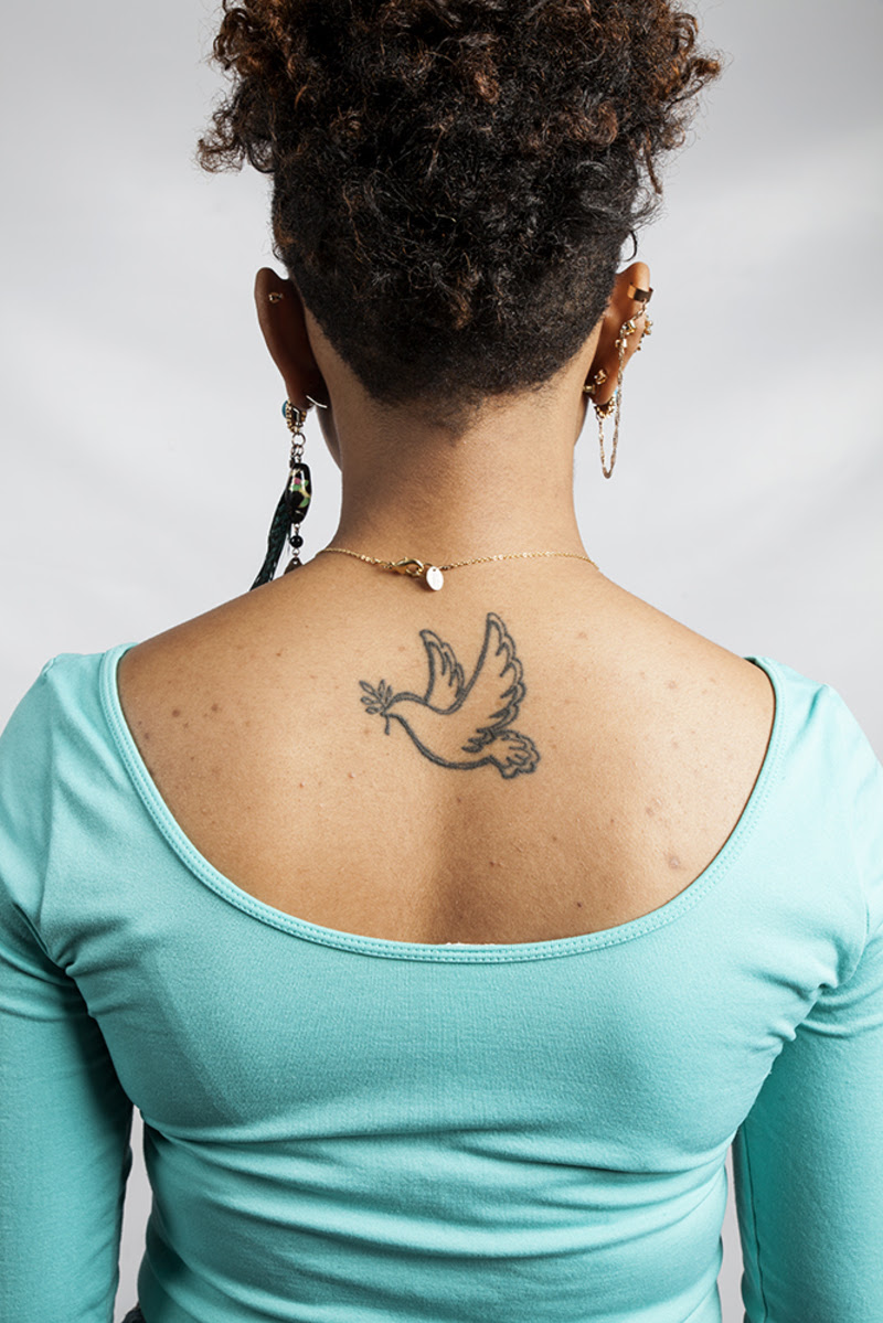 Tattoo Tuesday Daisia Glover The Daily Orange The Independent