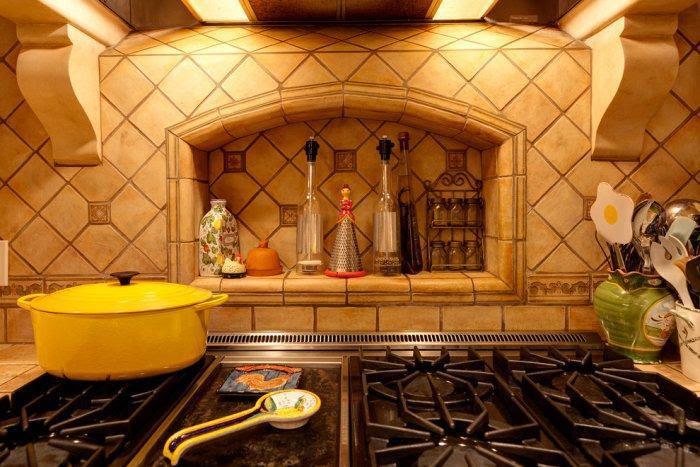 Luxury Mediterranean Mansion in California in Italian Style