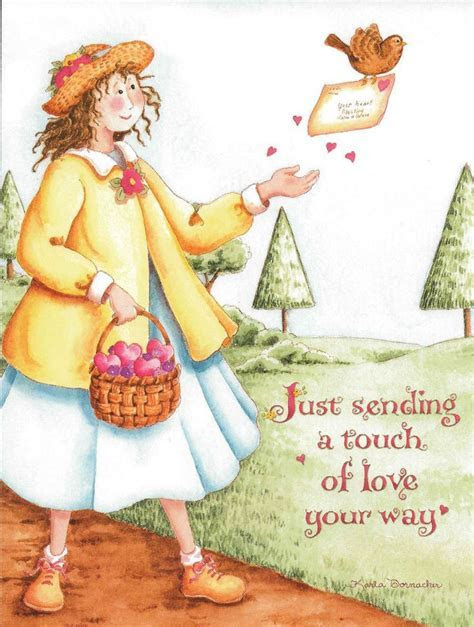 Leanin' Tree #45910 Birthday Card By Karla Dornacher #