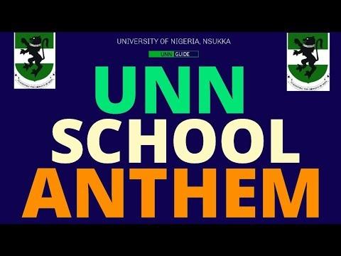 University Of Nigeria (UNN) School Anthem in Lyrics