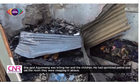 11-year-old boy burnt to death as stepfather allegedly sets house ablaze (photos)