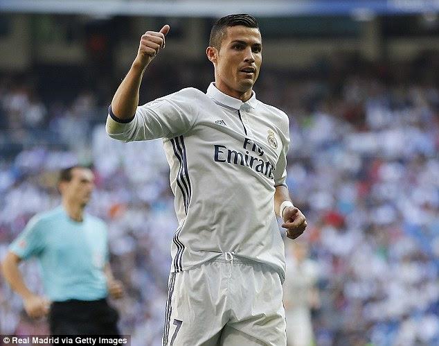 Cristiano Ronaldo has had a magical year having won Euro 2016 and the Champions League