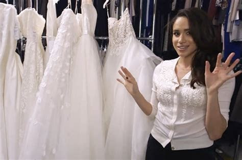 Meghan Markle and Prince Harry wedding: Suits star dress a