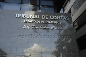 TCE-PE/Foto: Blog Djalma Lopes