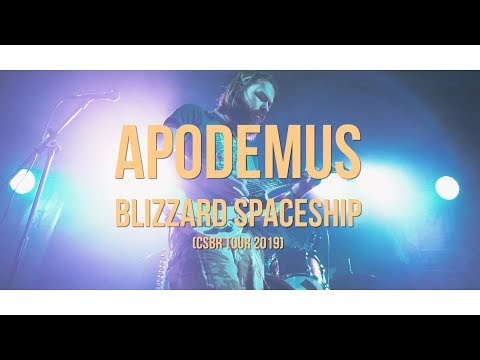 [Videotheque] Apodemus - Blizzard Spaceship (2019, Tour Video)