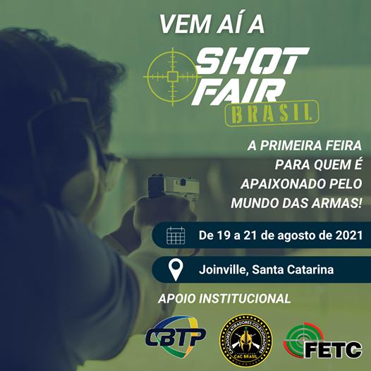 Shot Fair Brasil - Joinville e Região