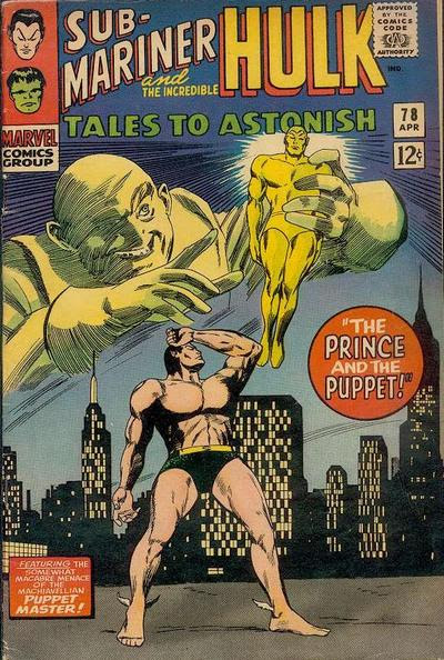 Tales to Astonish 078