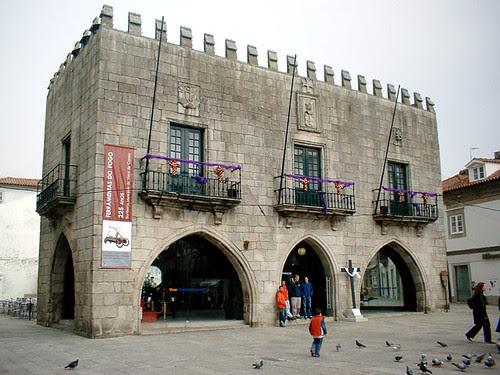 Antigos Paços do Concelho, Viana do Castelo