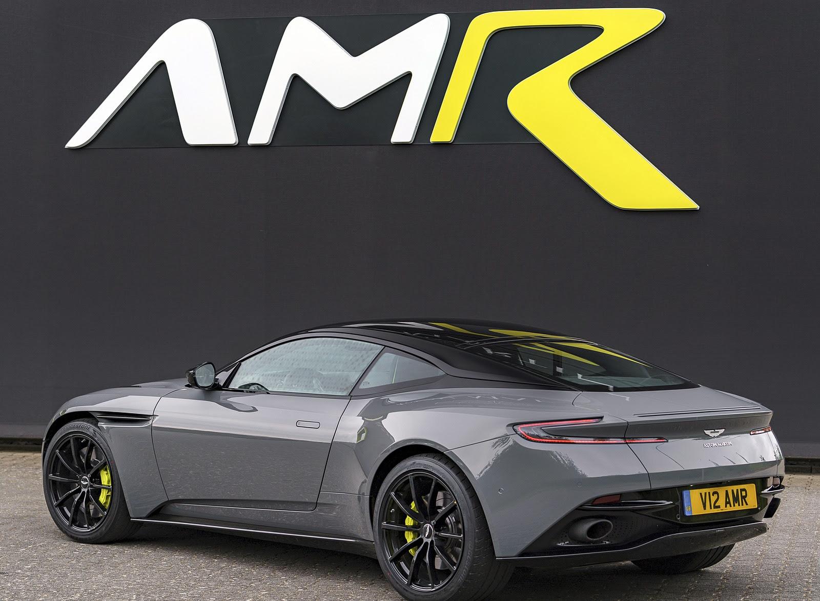 2019 Aston Martin Db11 Amr Color China Grey Rear Three Quarter Wallpapers 31 Newcarcars