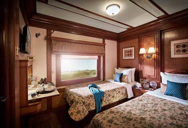 Luxury on the Railroads: The Major Luxury Trains of India