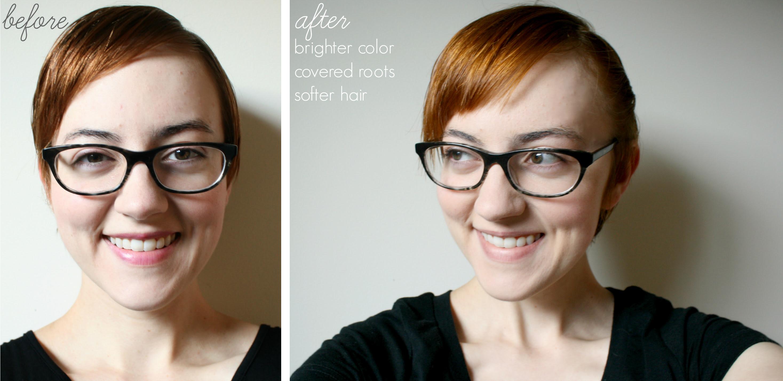 henna hair dye results