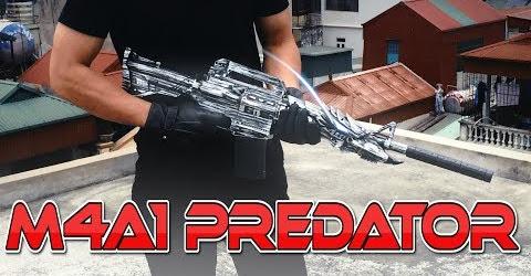 TXT - M4A1 Predator - CF Legends