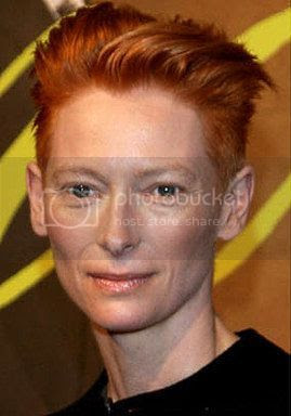 Feias do cinema: Tilda Swinton