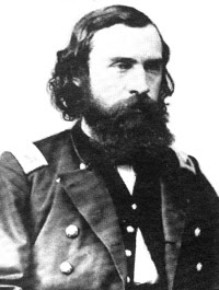 Colonel William D'Alton Mann during the Civil War.