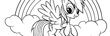 Little Pony Coloring Book Pdf