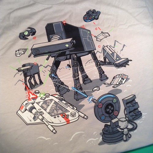 Loot Crate December 13 Shirt