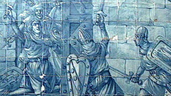 Resultado de imagem para martim moniz história