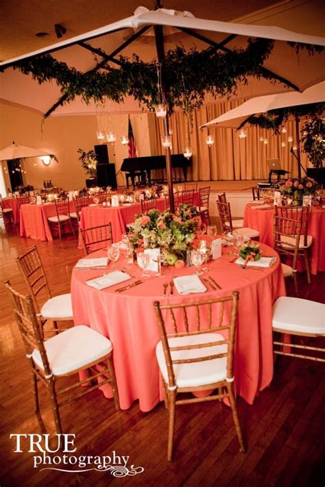 My Stunning Wedding for Less: Coral, grey, light blue