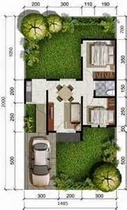 desain rumah minimalis ukuran 7 x 11