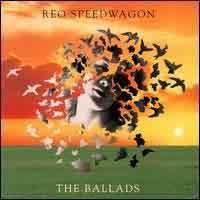 [REO Speedwagon The Ballads Album Cover]
