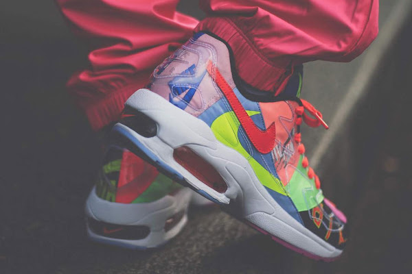 a01109aa07 atmos To Release Nike Air Max 2 Light Collaboration This Saturday