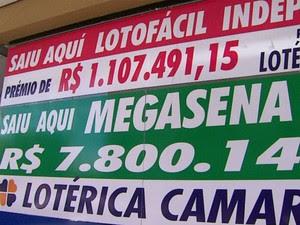 Aposta vencedora da Mega-Sena virou caso de polícia em Ribeirão Preto, SP (Foto: Reprodução/EPTV)