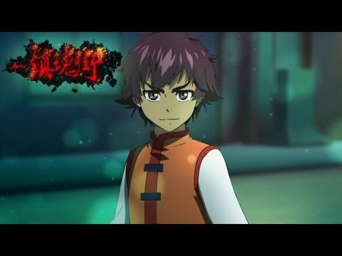 Rakshasa Street Anime Characters