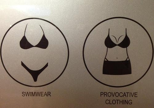 Evil Bikini Faces