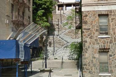 Dangerous East 168th Street Stairs To Be Repaired By